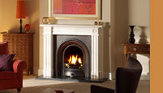 Fireplaces, Fires & Stoves